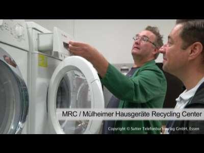 AEG bis Zanker MRC Mülheimer Hausgeräte - Recycling Center