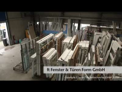 Alu-, Holz-, Kunststoff-Fenster & Türenform GmbH