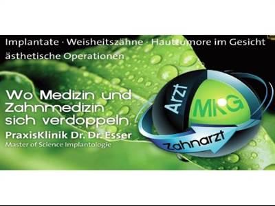 Esser Meinhard Dr. Dr. med. M. Sc.