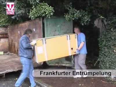 Allgemeine Frankfurter Entrümpelung
