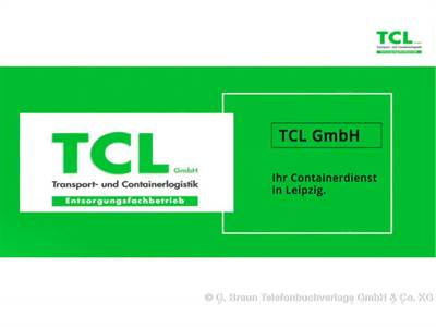 TCL GmbH Transport- u.Containerlogistik