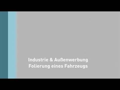Industrie- & Außenwerbung