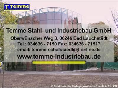 Temme Stahl- und Industriebau GmbH