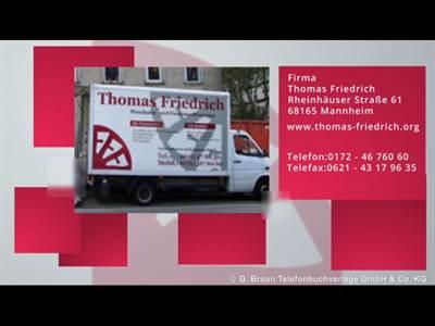 Thomas Friedrich Haushaltsauflösungen