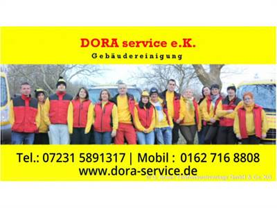 DORA service e.K. Inh. Dorota Bonislawska