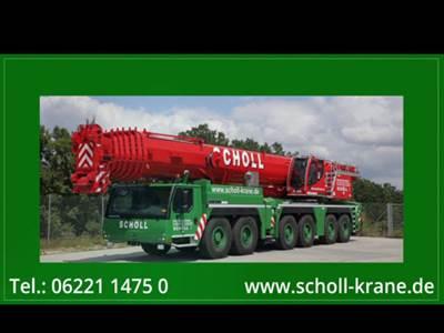 Karl Scholl GmbH Autokrane, Schwertransporte