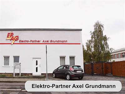Elektroinstallationsbetrieb Axel Grundmann e. K.