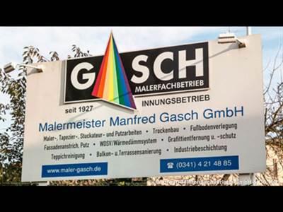 Malermeister Manfred Gasch GmbH