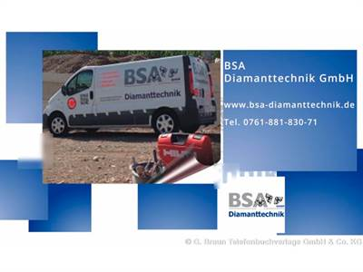 BSA Diamanttechnik GmbH