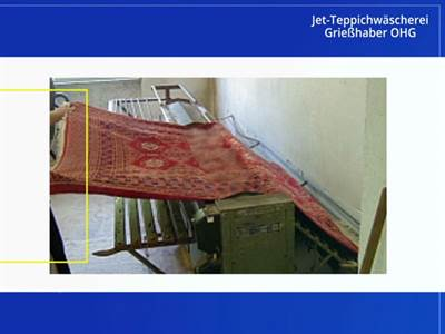 JET-Teppichwäscherei