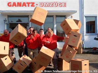Ganatz Umzüge Lagerhaus OHG