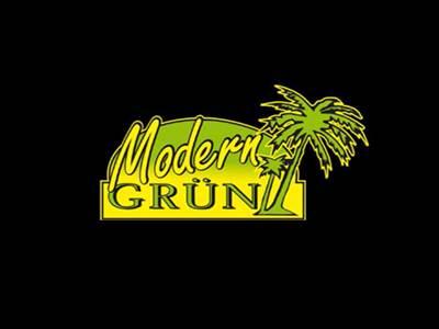 Modern Grün