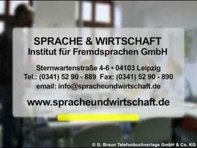 S&W Sprache & Wirtschaft GmbH Institut f. Fremdsprachen