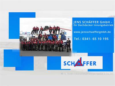 Jens Schäffer GmbH Dachdecker-Fachbetrieb
