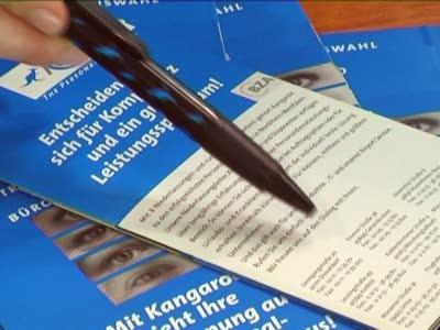 Kangaroo, Personal-Dienstleistungen GmbH