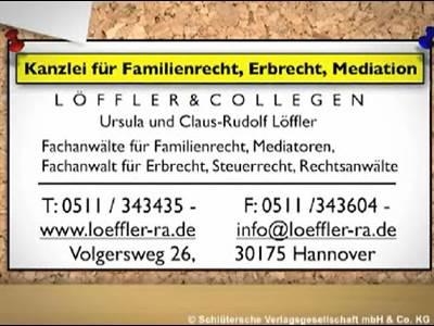 Löffler Ursula & Collegen, Kanzlei für Familienrecht, Erbrecht und Mediation