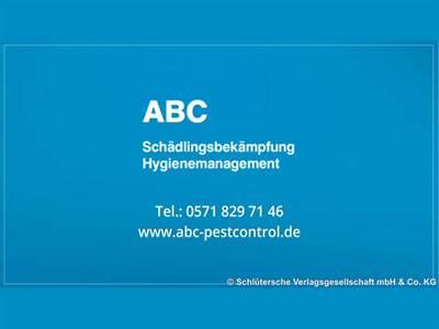 ABC-Schädlingsbekämpfung & Hygieneschutz