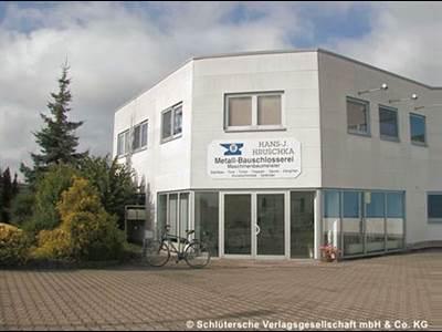 Stahl- und Metallbau Hruschka Maschinen- und Metallbaumeister