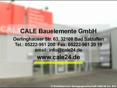 Cale Bauelemente GmbH