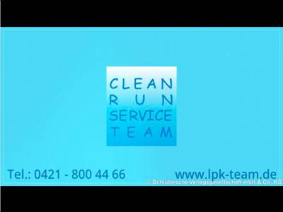 CLEAN RUN SERVICE TEAM