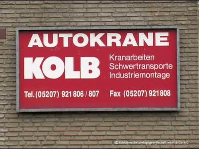 Kolb Autokrane