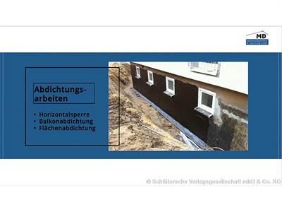 MD Abdichtungstechnik & Sanierung GmbH