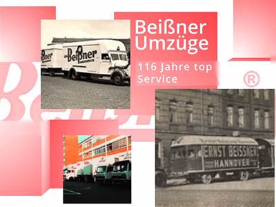 Beißner GmbH & Co. Internationale Möbelspedition KG Ernst G.