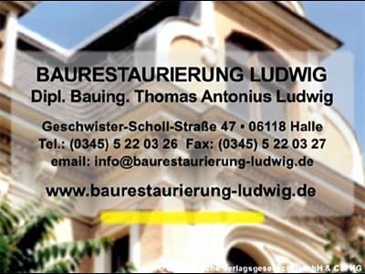 Baurestaurierung Ludwig