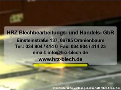 HRZ Blechbearbeitung- und Handels GmbH & Co. KG