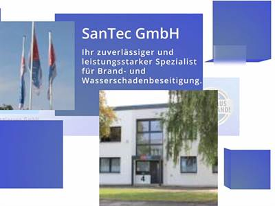 SAN TEC Brand- Wasserschadensanierung GmbH NL Nienstädt