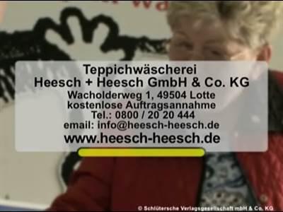Teppichreinigung Heesch + Heesch GmbH & Co. KG