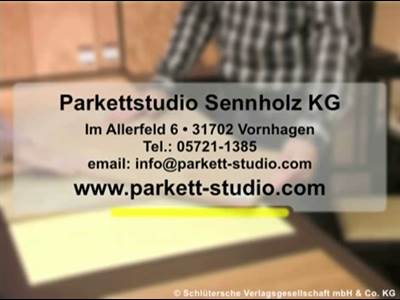 Parkettstudio Sennholz KG