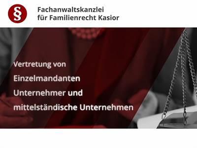Anwaltskanzlei Annette Kasior