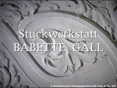 Stuckwerkstatt Babette Gall/