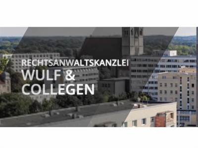 Anwaltskanzlei Wulf & Collegen