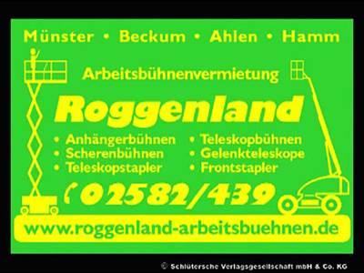 Roggenland Arbeitsbühnen u. Staplervermietung GmbH
