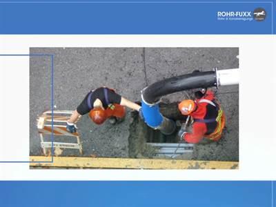 Rohr-Fuxx GmbH Rohr- und Kanalreinigung