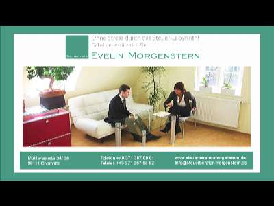 Morgenstern Evelin Steuerberaterin