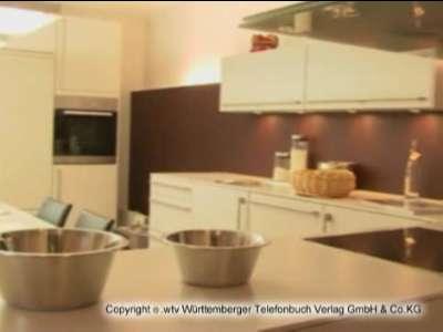 Ausstellung Schmidener Küchenstudio Katja + Hans-Peter Holder