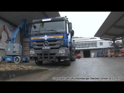 Wolf Baumaschinen und Baugeräte Handels-GmbH