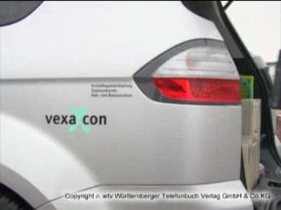 Der Schädlingsbekämpfer Vexa-Con