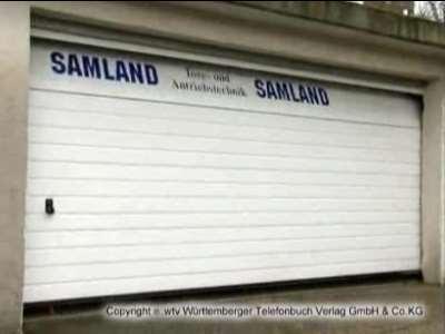 Samland Torantriebe