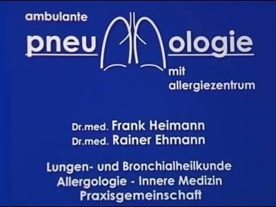 Ambulante Pneumologie mit Allergiezentrum (BAG) - Dr.med.Frank Heimann