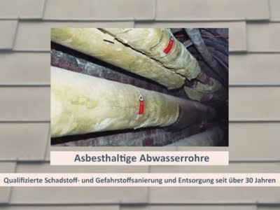 Abbruch Weinert Asbestsanierung