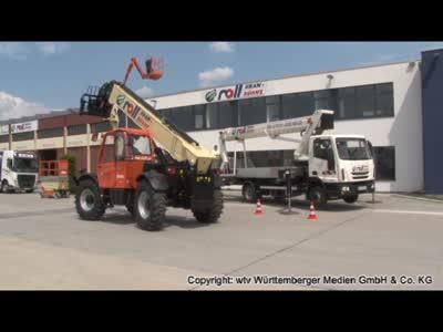 Roll Kran + Arbeitsbühnen GmbH