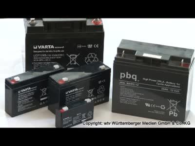 Batterie Center