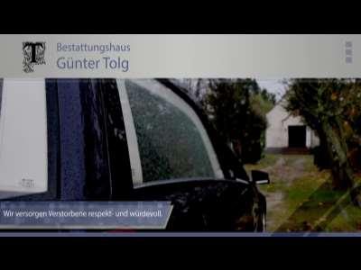 Beerdigung Günter Tolg Inh. Torsten Tolg Bestattungshaus seit 1906
