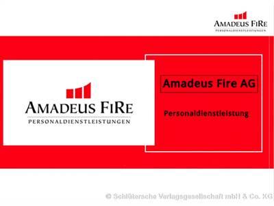 Amadeus FiRe AG