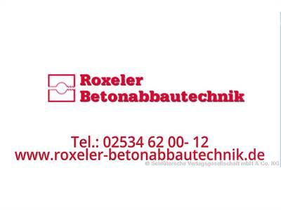 Roxeler Betonabbruchgesellschaft mbH Betonabbautechnik