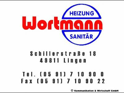 Wortmann GmbH Heizung - Sanitär